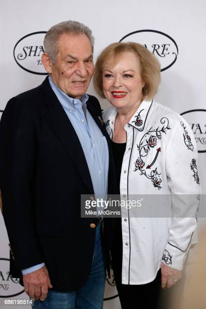 Tom and Joan Kardashian pose for a photo before the 64th Annual Boomtown 2017 Gala 'Let's Dance' at The Beverly Hilton Hotel on May 20 2017 in...