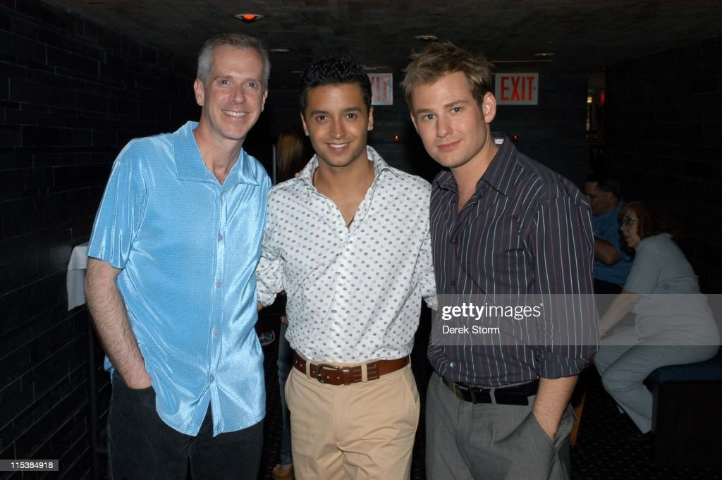 The Leading Men Concert at Joe's Pub to Benefit Broadway Cares - May 30, 2005