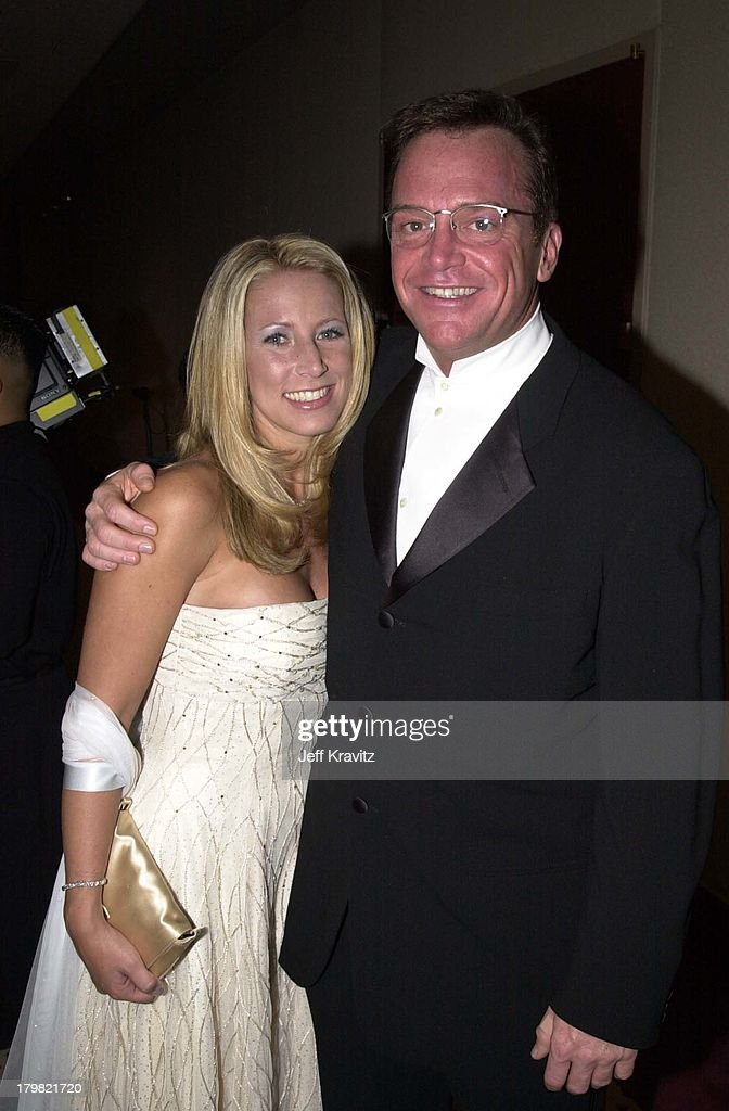 Tom Arnold at the Carousel Ball in Beverly Hills on 10/28/00. 310 45 6988