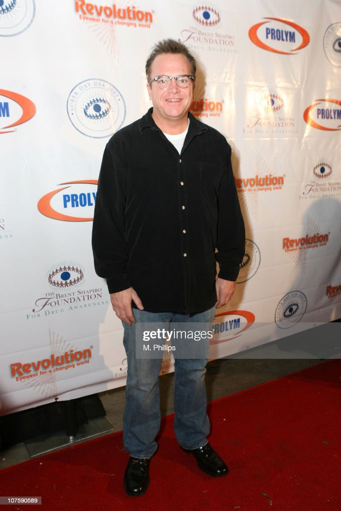 <a gi-track='captionPersonalityLinkClicked' href=/galleries/search?phrase=Tom+Arnold&family=editorial&specificpeople=202506 ng-click='$event.stopPropagation()'>Tom Arnold</a> during The Brent Shapiro Foundation for Drug Awareness Presents Sober Day USA 2007 in Los Angeles, California.