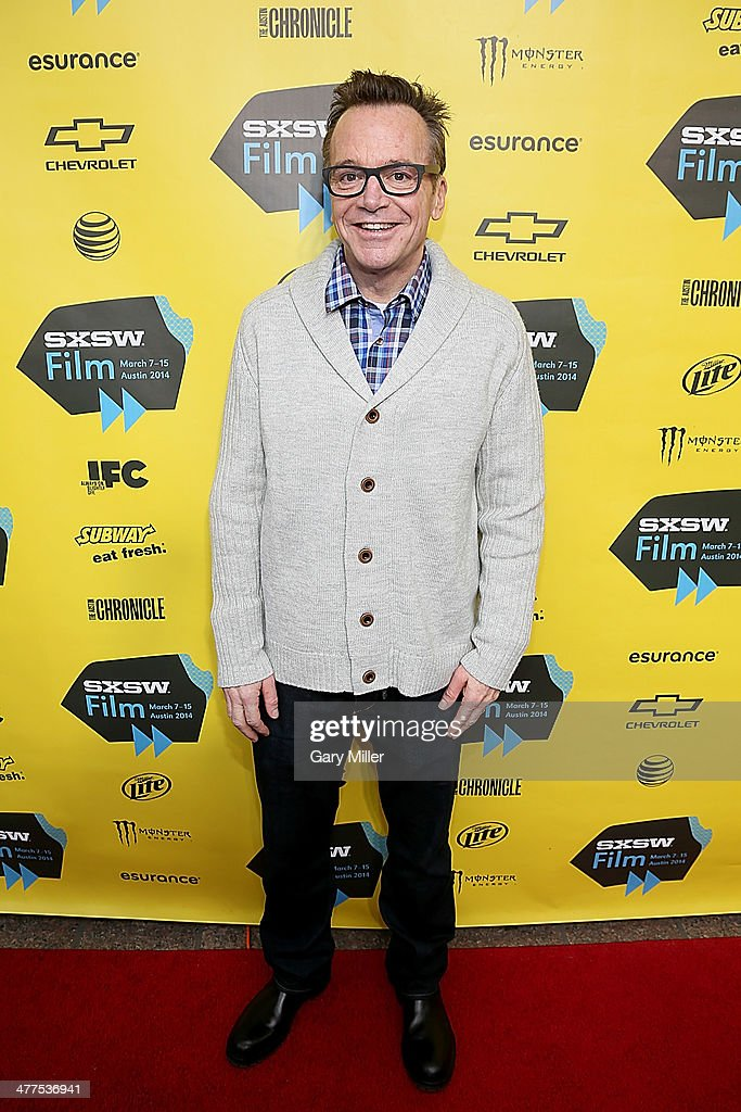 <a gi-track='captionPersonalityLinkClicked' href=/galleries/search?phrase=Tom+Arnold&family=editorial&specificpeople=202506 ng-click='$event.stopPropagation()'>Tom Arnold</a> walks the red carpet for the premiere of his new film 'Supermensch' during the South By Southwest Film Festival on March 9, 2014 in Austin, Texas.