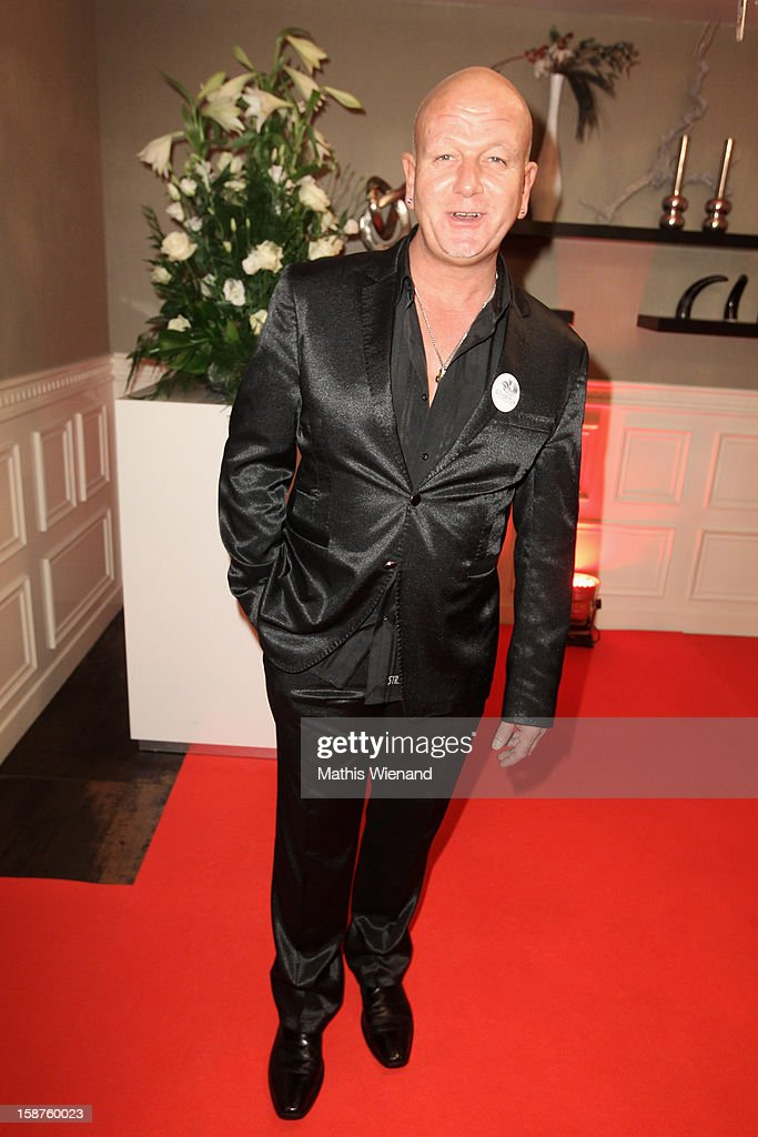 Tom Barcal attends the Silver Fox Charity Gala at Hotel van der Falk on December 22, 2012 in Moers, Germany.