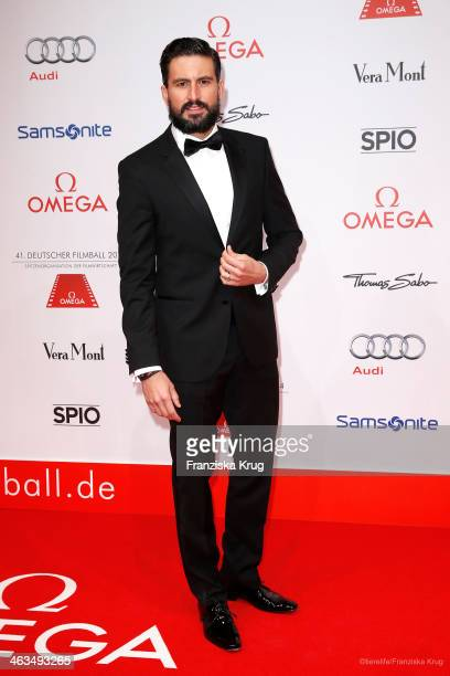 Tom Beck attends the German Film Ball 2014 on January 18 2014 in Munich Germany
