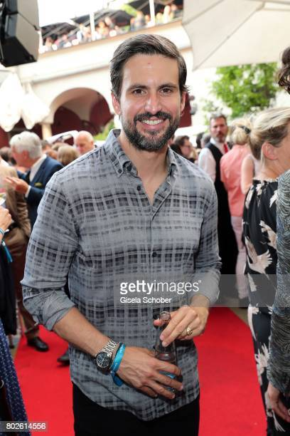 Tom Beck during the Bavaria Film reception during the Munich Film Festival 2017 at Kuenstlerhaus am Lenbachplatz on June 27 2017 in Munich Germany