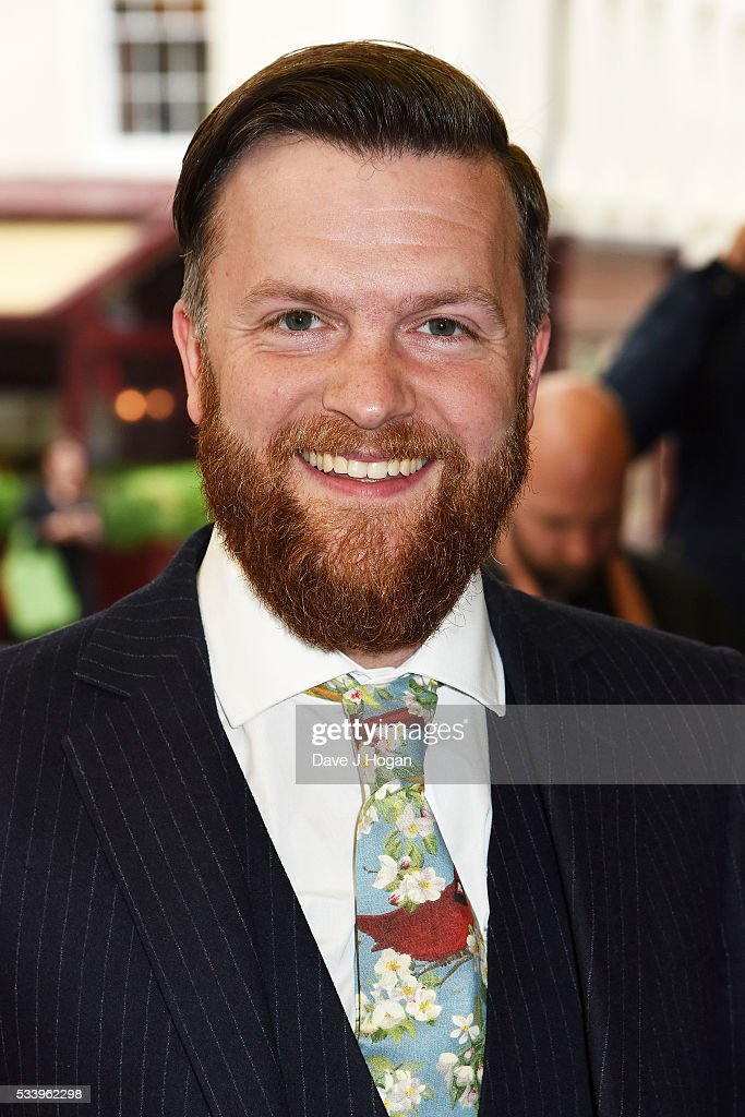 Tom Bennett attends the UK premiere of 'Love and Friendship' at The Curzon Mayfair on May 24, 2016 in London, England.