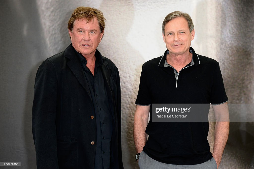 <a gi-track='captionPersonalityLinkClicked' href=/galleries/search?phrase=Tom+Berenger&family=editorial&specificpeople=621741 ng-click='$event.stopPropagation()'>Tom Berenger</a> and <a gi-track='captionPersonalityLinkClicked' href=/galleries/search?phrase=Kevin+Reynolds&family=editorial&specificpeople=5578771 ng-click='$event.stopPropagation()'>Kevin Reynolds</a> (R) pose at a photocall during the 53rd Monte Carlo TV Festival on June 12, 2013 in Monte-Carlo, Monaco.