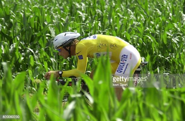 Tom BOONEN Contre la Montre Tour de France 2006 Rennes