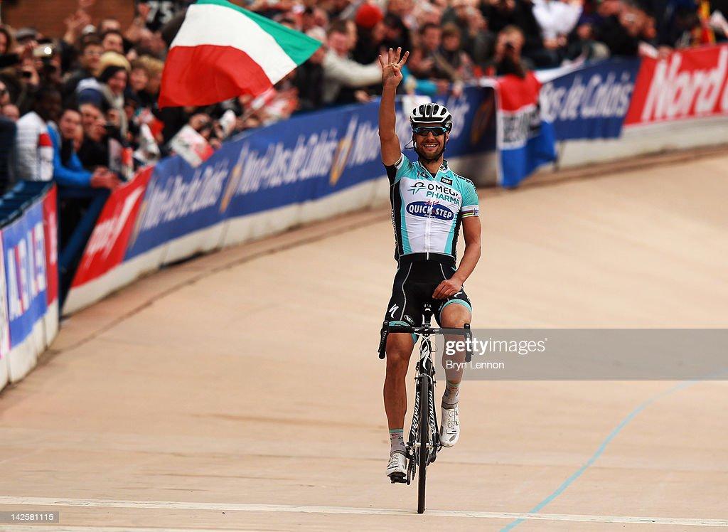 2012 Paris - Roubaix Cycle Race