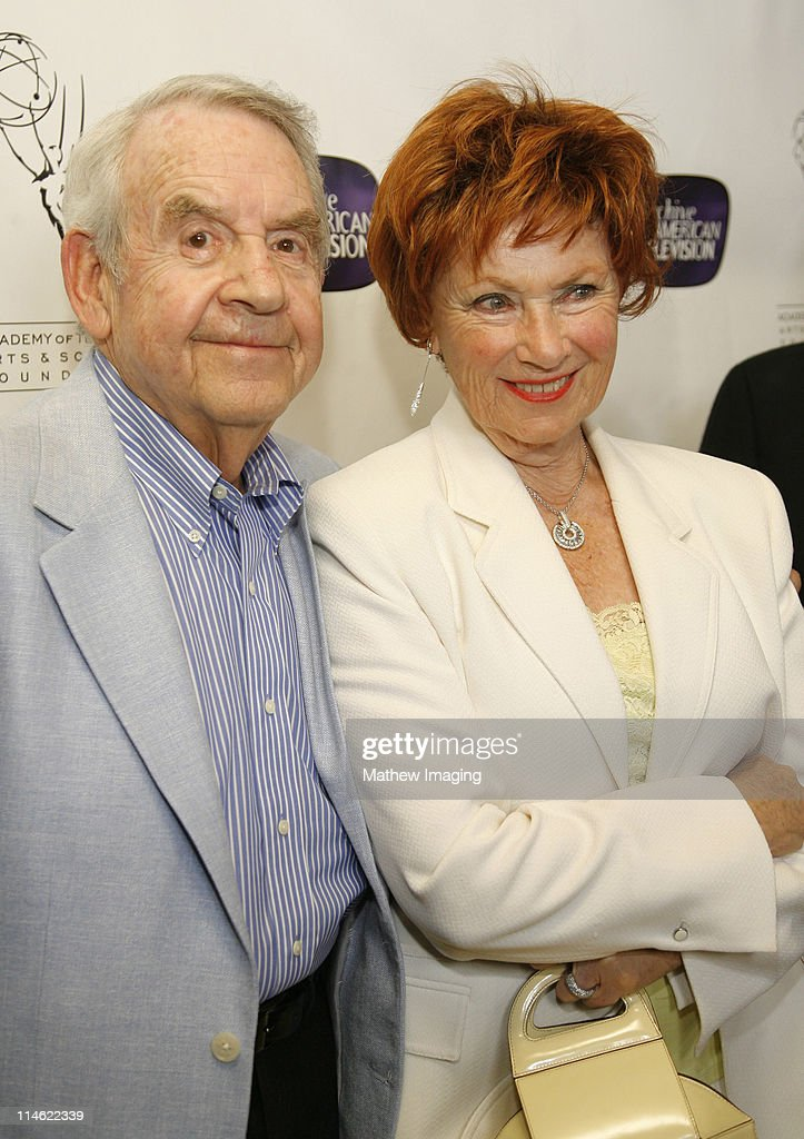 Tom Bosley and Marion Ross during 10th Anniversary of The Archive of American TV Red Carpet and Inside at Crustacean in Beverly Hills California...