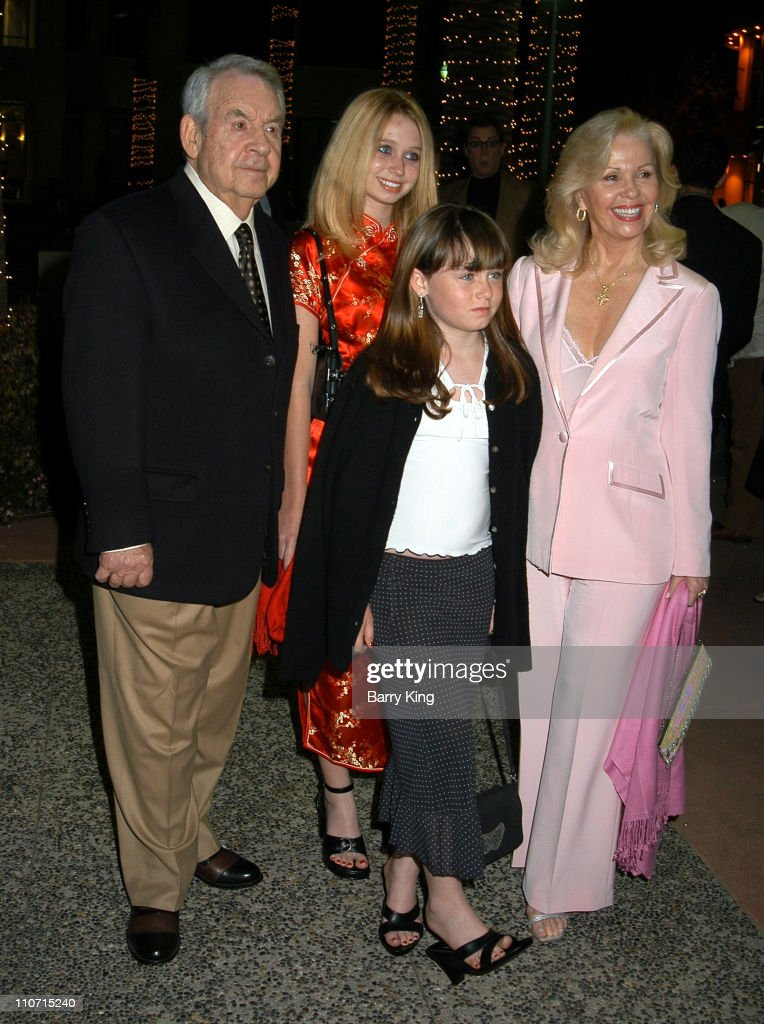 Tom Bosley wife Patti and granddaughters Taylor and Hayley