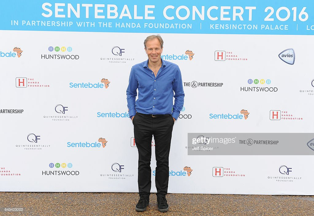 Tom Bradby attends the Sentebale Concert at Kensington Palace on June 28, 2016 in London, England. Sentebale was founded by Prince Harry and Prince Seeiso of Lesotho over ten years ago. It helps the vulnerable and HIV positive children of Lesotho and Botswana.