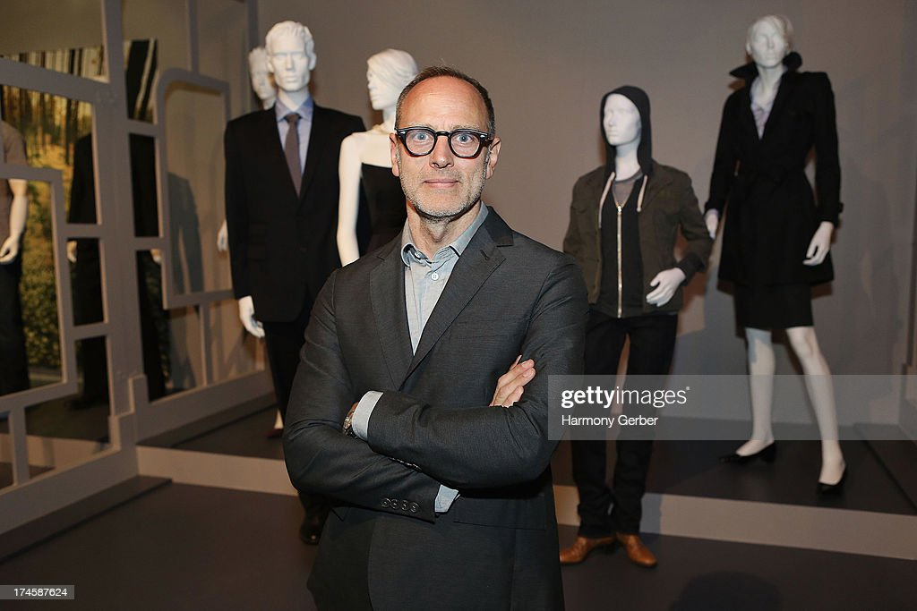 Tom Broecker attends The Academy Of Television Arts & Sciences' Costume Design & Supervision Peer Group 65th Primetime Emmy Awards Nominee Reception on July 27, 2013 in Los Angeles, CA.