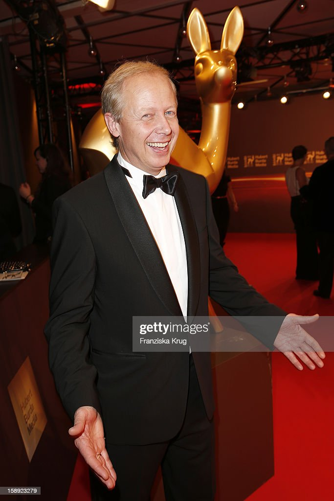 Tom Buhrow attends the 'BAMBI Awards 2012' at the Stadthalle Duesseldorf on November 22, 2012 in Duesseldorf, Germany.