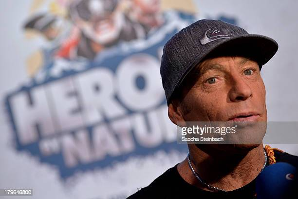 Tom Carroll attends the 'Heroes By Nature' Surf Night at Cineplex on September 5 2013 in Muenster Germany