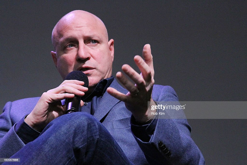 Tom Colicchio attends Apple Store Soho Presents: Meet The Filmmakers - 'A Place At The Table' at Apple Store Soho on February 18, 2013 in New York City.