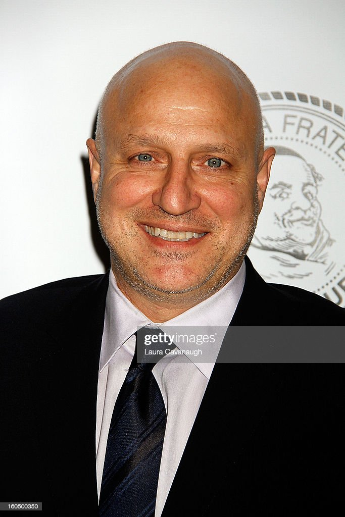 Tom Colicchio attends The Friars Club Presents: Do You Think You Can Roast?! Padma Lakshmi at New York Friars Club on February 1, 2013 in New York City.
