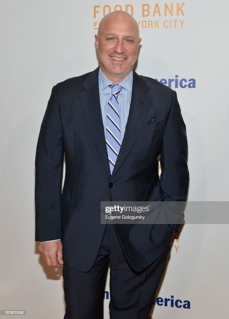 Tom Colichio attends the 2013 Food Bank For New York City Can Do Awards at Cipriani Wall Street on April 30, 2013 in New York City.