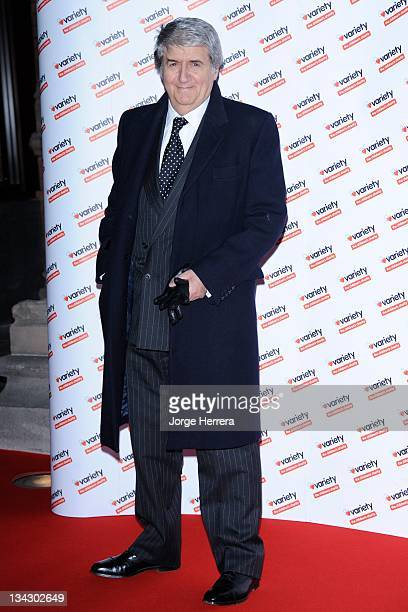 Tom Conti arrives at the Hidden Gems Photography Gala Auction in aid of Variety Club the Children's Charity at the St Pancras Renaissance Hotel on...