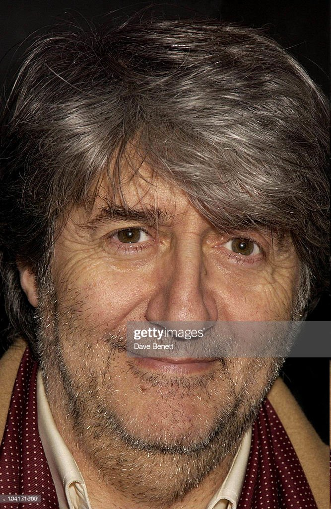 Tom Conti, The Singing Detective Movie Premiere At The Everyman Theatre In Hampstead, London