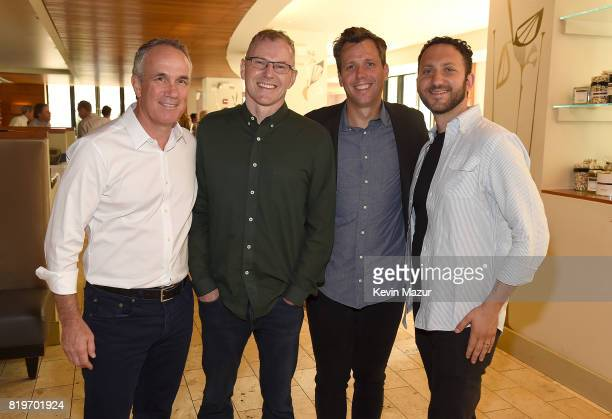Tom Corson COO RCA Records attends City of Hope's The New York Spirit Of Life Campaign kick off event honoring Coran Capshaw at Fred's at Barneys on...