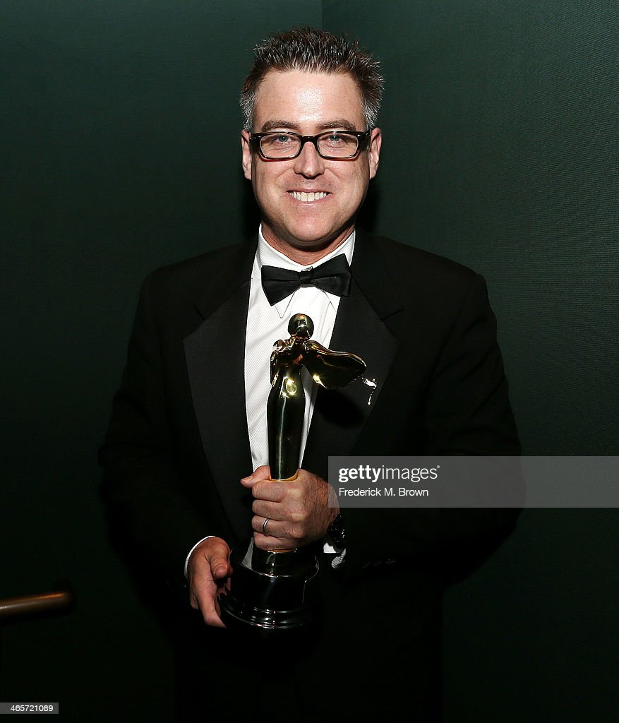 Tom Cosgrove, CEO/3net, is being honored during the 2014 International 3D and Advanced Imaging Society's Creative Arts Awards at the Steven J. Ross Theatre, Warner Bros. Studios on January 28, 2014 in Burbank, California.
