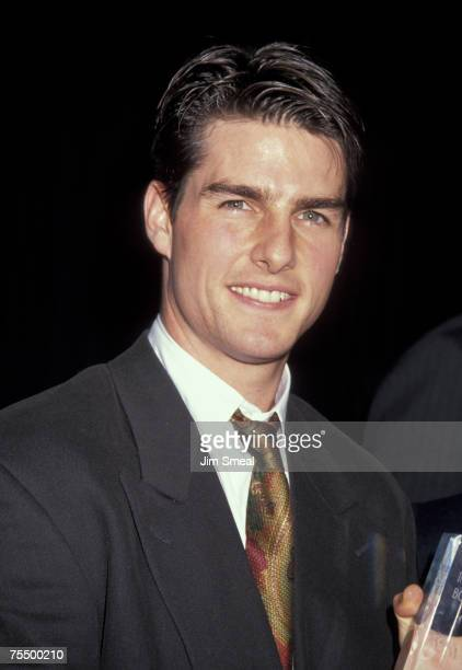 Tom Cruise at the Bally's Hotel in Las Vegas Nevada