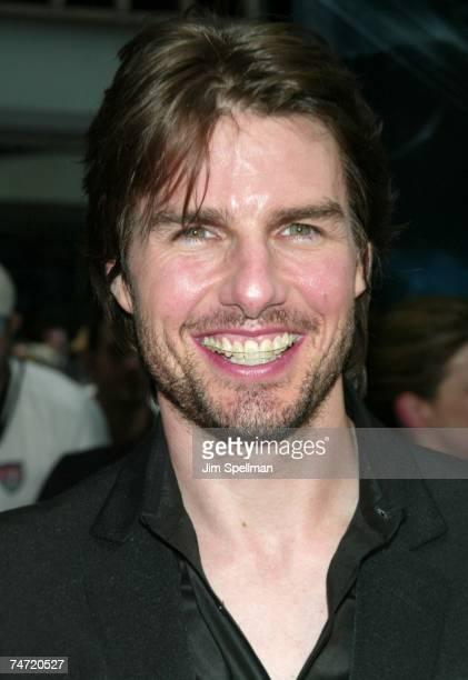 Tom Cruise at the Ziegfeld Theater in New York City New York