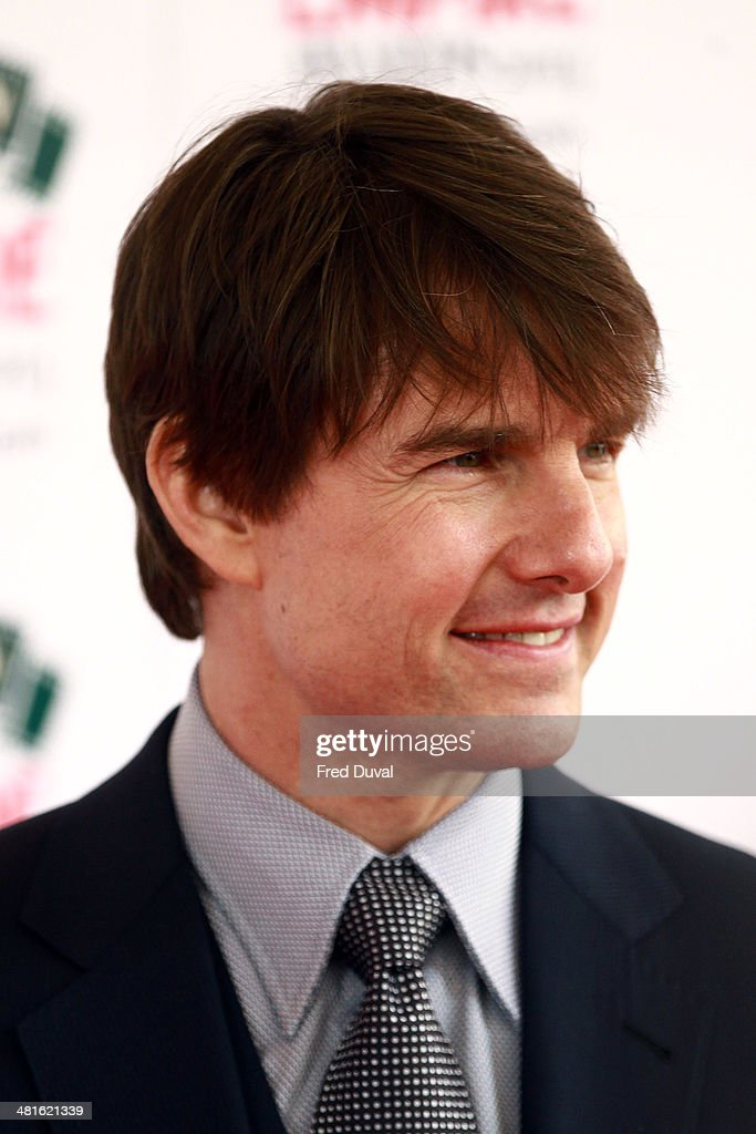 <a gi-track='captionPersonalityLinkClicked' href=/galleries/search?phrase=Tom+Cruise&family=editorial&specificpeople=156405 ng-click='$event.stopPropagation()'>Tom Cruise</a> attends the Jameson Empire Film Awards at The Grosvenor House Hotel on March 30, 2014 in London, England.