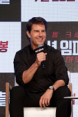 'Mission: Impossible - Fallout' Seoul Press Conference...