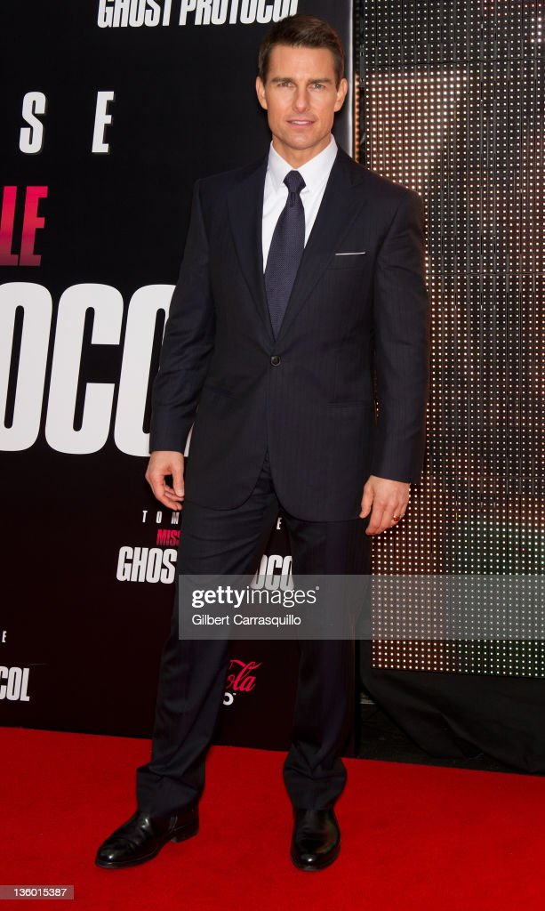 <a gi-track='captionPersonalityLinkClicked' href=/galleries/search?phrase=Tom+Cruise&family=editorial&specificpeople=156405 ng-click='$event.stopPropagation()'>Tom Cruise</a> attends the 'Mission: Impossible - Ghost Protocol' U.S. premiere at the Ziegfeld Theatre on December 19, 2011 in New York City.