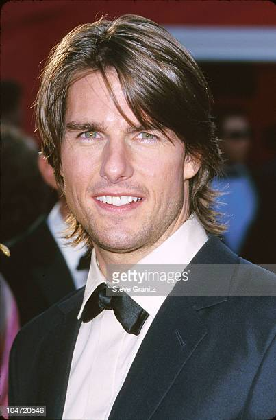 Tom Cruise during 72nd Annual Academy Awards Arrival at Shrine Auditorium in Los Angeles California United States