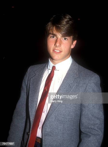 Tom Cruise in Los Angeles California
