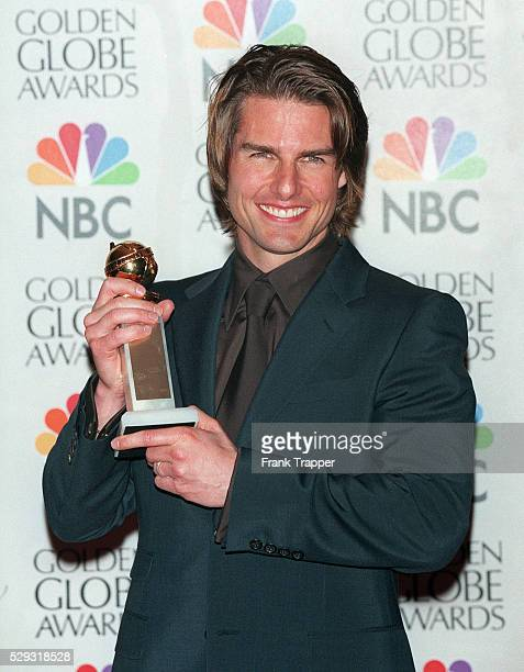 Tom Cruise received an award for his role in the film 'Magnolia'