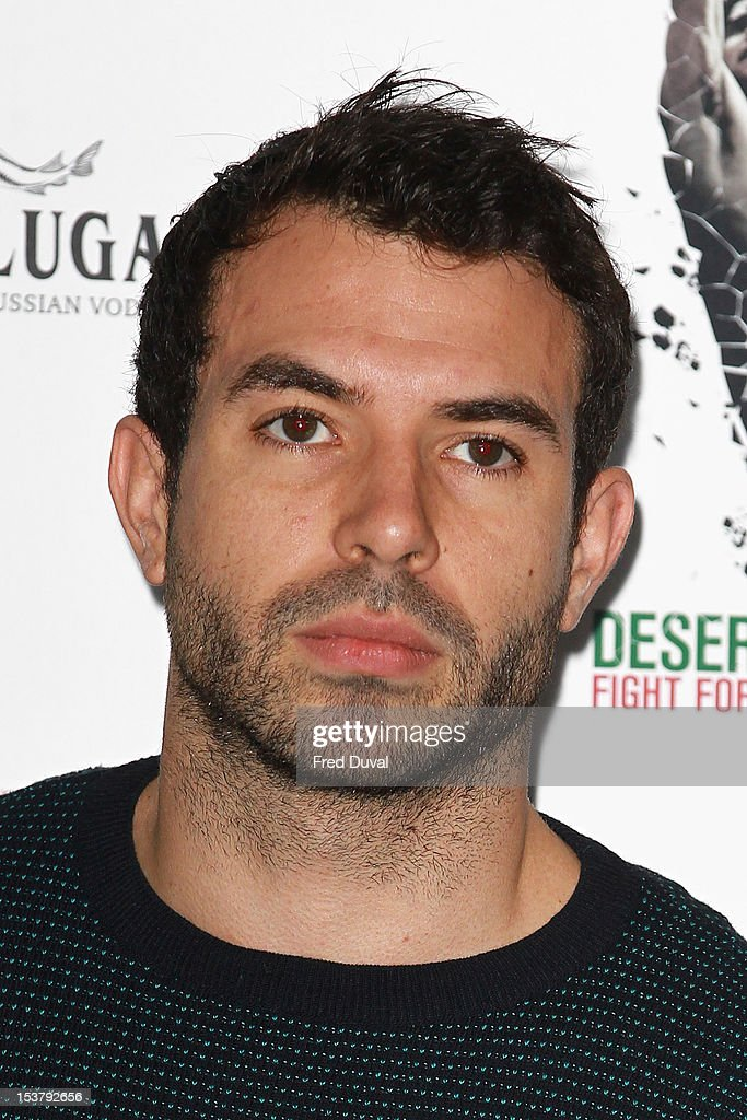 Tom Cullen attends a photocall for 'Desert Dancer' at Sadler's Wells Theatre on October 9, 2012 in London, England.