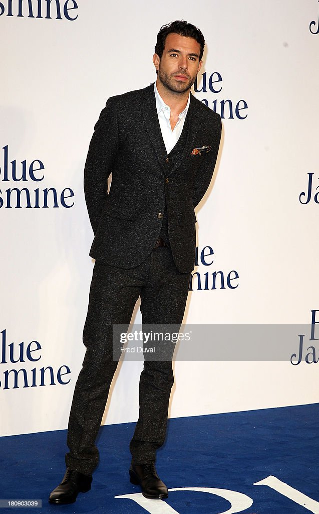 Tom Cullen attends the premiere of 'Blue Jasmine' at Odeon West End on September 17, 2013 in London, England.