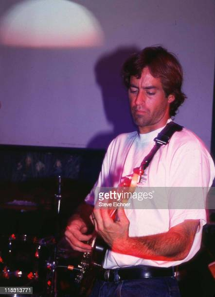 Tom Curren during Tom Curren in Concert at Wetlands 1995 at Wetlands in New York City New York United States