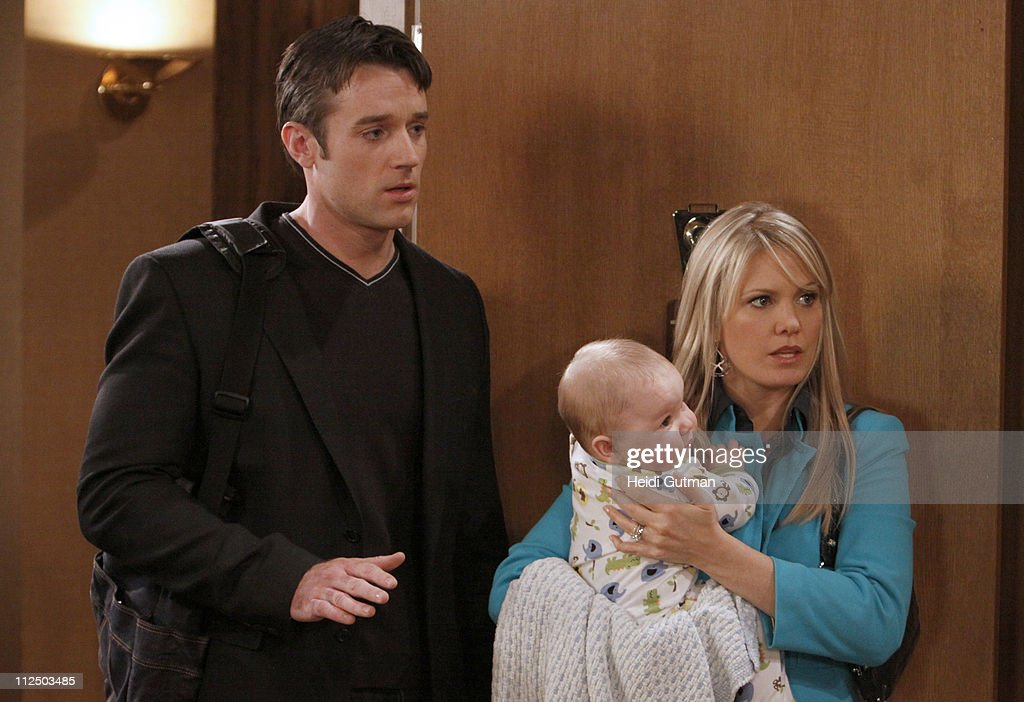 LIVE - Tom Degnan (Joey), Matthew/Nicholas Urbanowicz (Ryder) and Terri Conn (Aubrey) in a scene that begins airing the week of May 2, 2011 on ABC Daytime's 'One Life to Live.' 'One Life to Live' airs Monday-Friday (2:00 p.m. - 3:00 p.m., ET) on the ABC Television Network. OLTL11(Photo by Heidi Gutman/ABC via Getty Images)TOM
