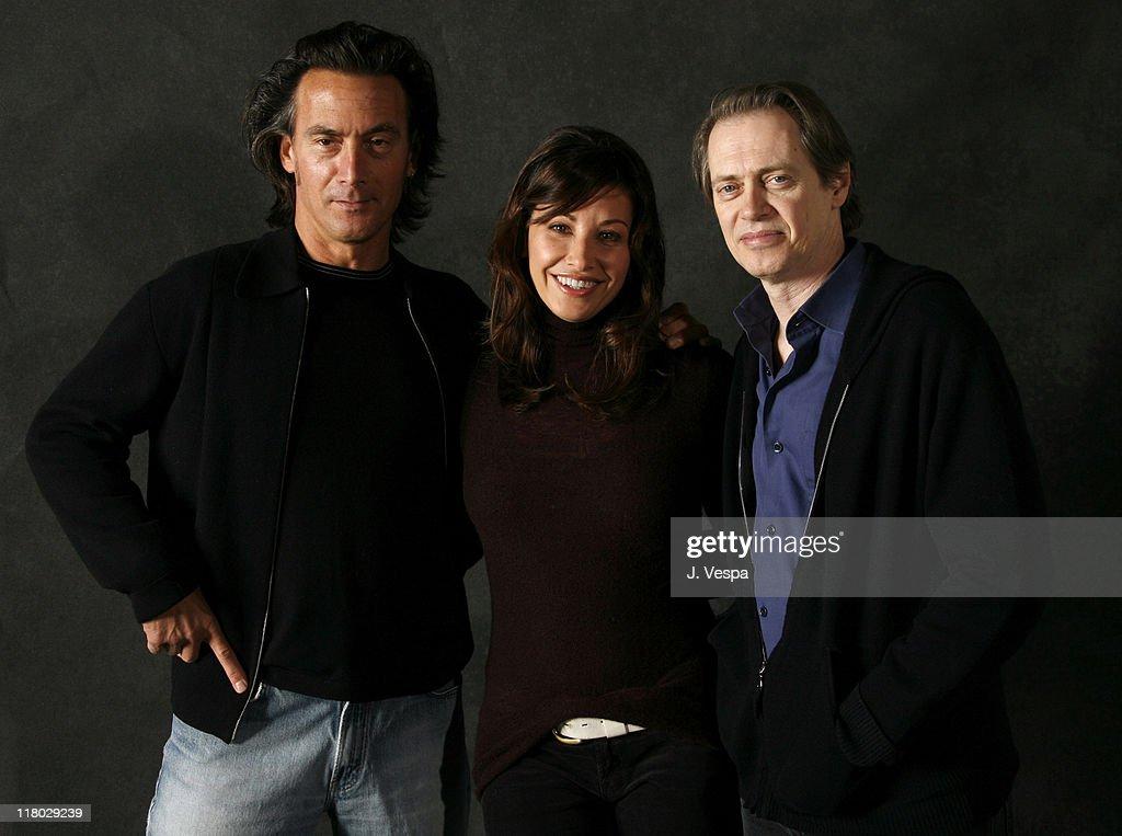 "2007 Sundance Film Festival - ""Delirious"" Portraits"