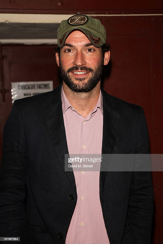 Tom Ellis attends the ...