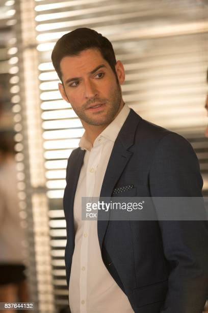 Tom Ellis in the Sympathy for the Goddess episode of LUCIFER airing Monday May 22 on FOX
