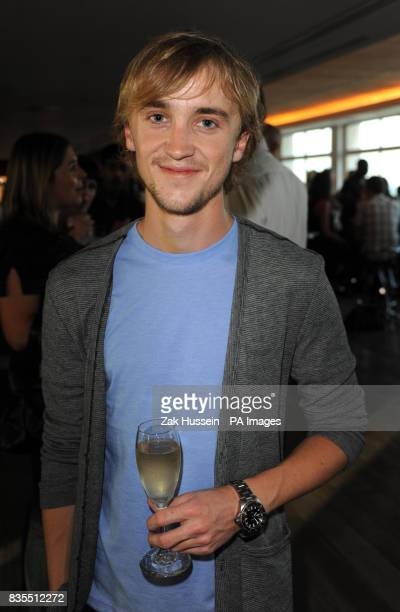 Tom Felton during Empire magazine's 20th Birthday Party and Charity Auction at the Paramount Club in Centrepoint central London