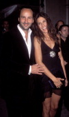 Tom Ford and guest during Paris Vogue Party at the Plazza Athenee in Paris at Plazza Athenee Hotel in Paris France