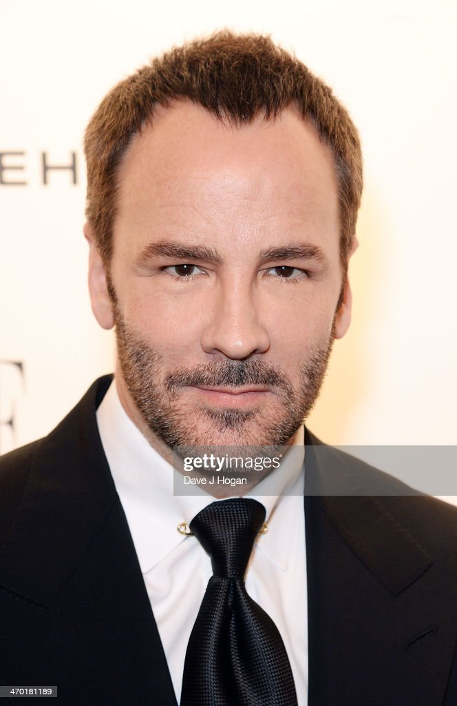Tom Ford attends the Elle Style Awards 2014 at one Embankment on February 18 2014 in London England