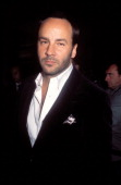 Tom Ford during Paris Vogue Party at the Plazza Athenee in Paris at Plazza Athenee Hotel in Paris France