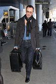 Tom Ford seen at LAX on February 23 2015 in Los Angeles California
