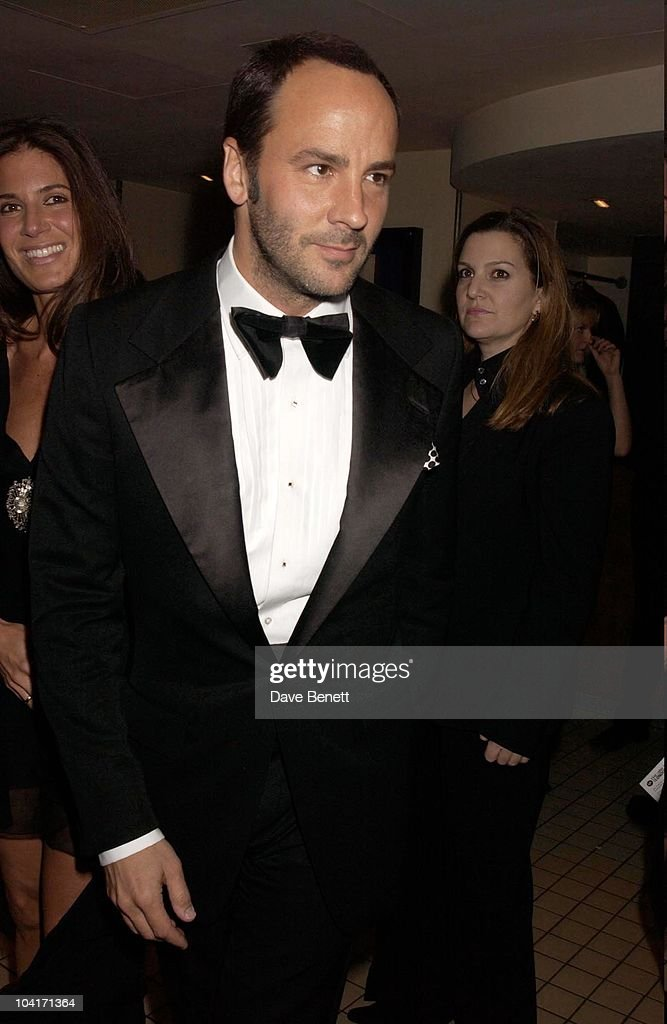 Tom Ford, Sylvia Movie After Party At Mezzo In Wardour Street, London