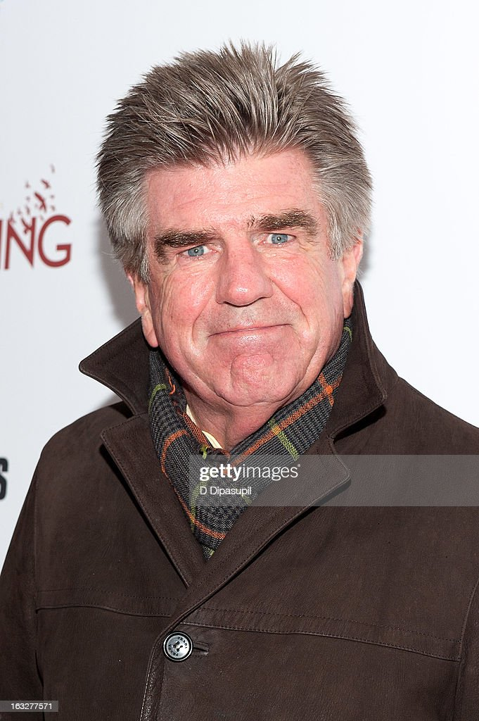 Tom Freston attends the 'Girl Rising' premiere at The Paris Theatre on March 6, 2013 in New York City.