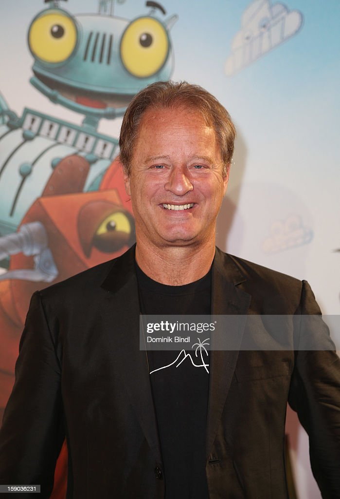 Tom Gerhardt attends the Ritter Rost Premiere on January 6, 2013 in Munich, Germany.