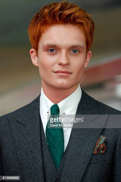 Tom GlynnCarney attends the World Premiere of 'Dunkirk' at Odeon Leicester Square on July 13 2017 in London England