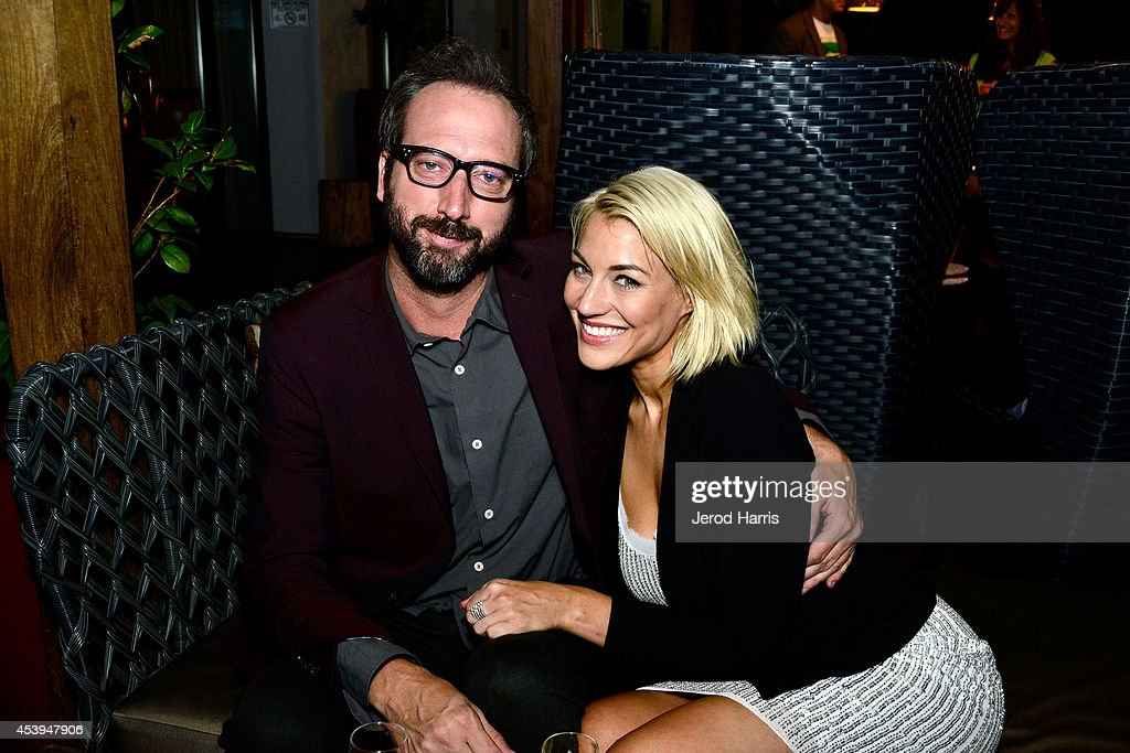 <a gi-track='captionPersonalityLinkClicked' href=/galleries/search?phrase=Tom+Green&family=editorial&specificpeople=208982 ng-click='$event.stopPropagation()'>Tom Green</a> and Erin Darling attend OK! TV Awards Party at Sofitel Hotel on August 21, 2014 in Los Angeles, California.